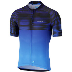 Shimano Climbers Maillot Manches courtes Homme, navy